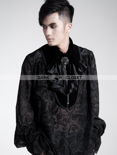 Punk Rave Black Gothic Collar