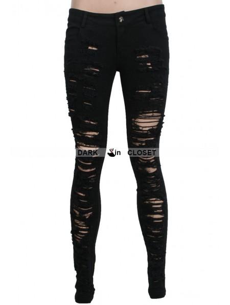 Skinny Ripped Jeans Men
