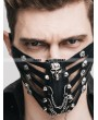 Devil Fashion Black Skull Pendant Gothic Punk Mask