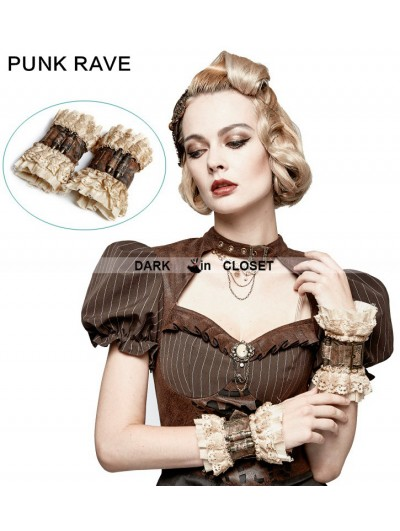 Punk Rave Steampunk Sleeves