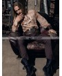 RQ-BL Do Old Steampunk Long Sleeve Blouse for Men