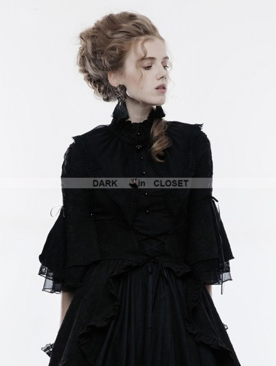 Punk Rave Lolita Collar Shawl