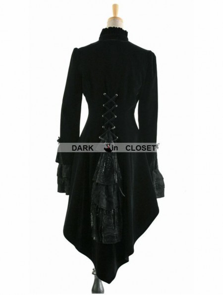 Black Jacket Womens