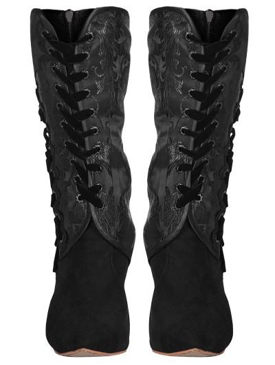 Punk Rave Vintage Gothic Shoes Cover