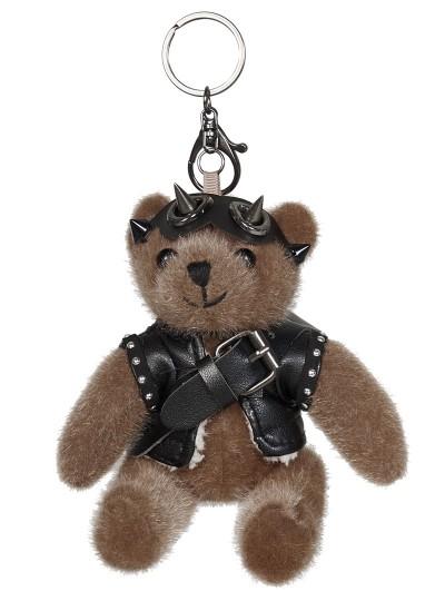 Punk Rave Brwon Punk Bear Dolls Accessory