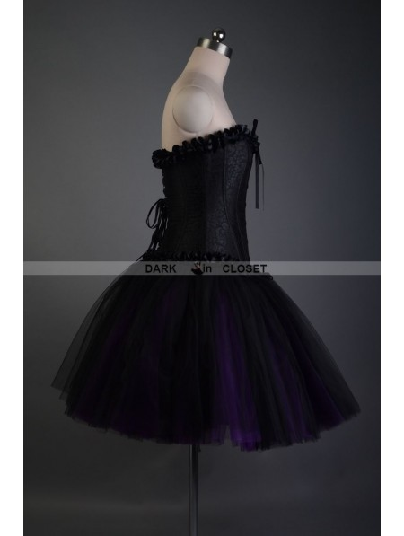Burlesque corset dresses uk cheap