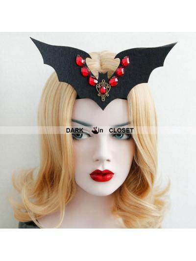 Gothic Halloween Vampire Cosplay Handdress